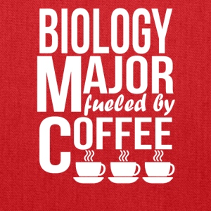 Biology Major Fueled By Coffee - Tote Bag