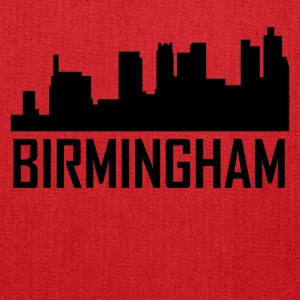 Birmingham Alabama City Skyline - Tote Bag