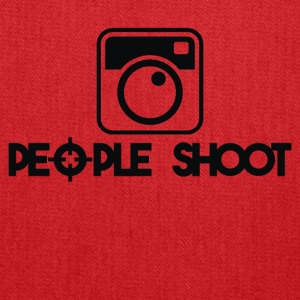 People Shoot - Tote Bag