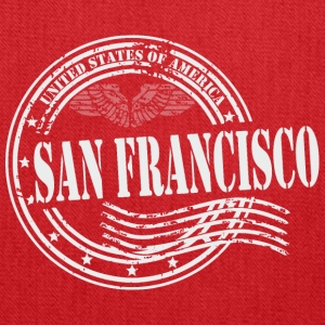 Stamp SanFrancisco - Tote Bag