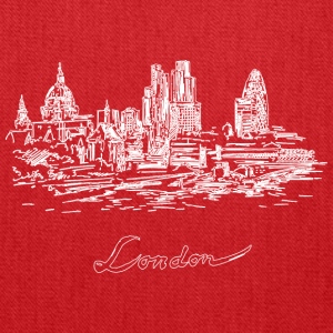 London City - United Kingdom - Tote Bag