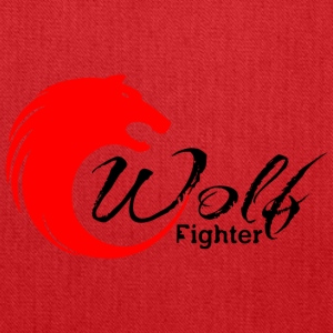 Wolf fighter - Tote Bag