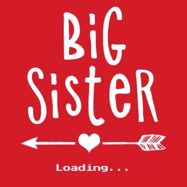 Big Sister Gift Sister Level Unlocked New Baby Unisex