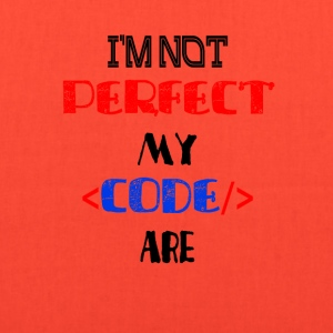 perfect_code - Tote Bag