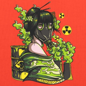 Nuclear mask - Tote Bag