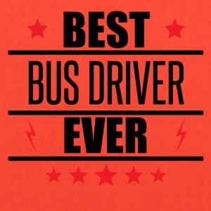 Best Bus Driver Ever - Tote Bag