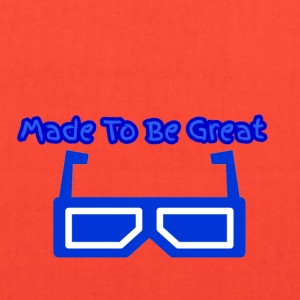 Made To Be Great - Tote Bag