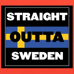 Straight Outta Sweden - Tote Bag