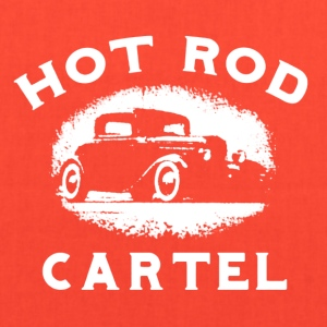 Hot Rod Cartel Tshirt - Tote Bag