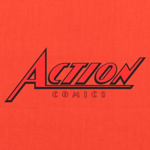 action comics - Tote Bag