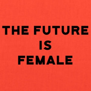 The Future is Female - Tote Bag
