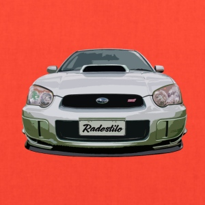 Subaru WRX Second Generation - Tote Bag