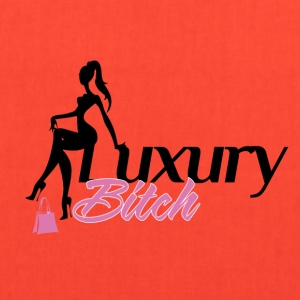 Luxury Bitch Black Pink - Tote Bag