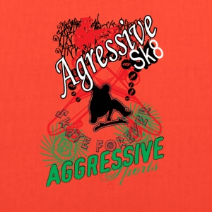 Aggressive sport - Tote Bag