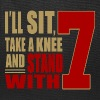 Stand With Number 7 - Tote Bag