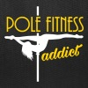 pole fitness addict - Tote Bag