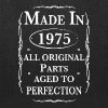 Made in 1975 Birthday - Tote Bag