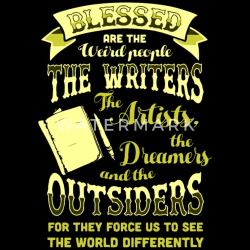 Blessed Are The Weird People Official Site Yadbwcom