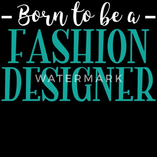 Fashion Born To Be A Designer Cool Gift Tote Bag Spreadshirt