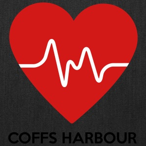 Heart Coffs Harbour - Tote Bag
