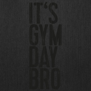 It's Gym Day Bro - Tote Bag