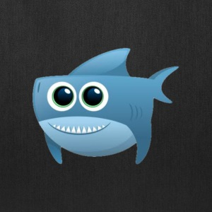 Upgraded Shark Avatar - Tote Bag
