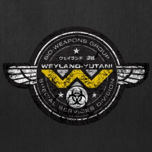 Weyland Yutani Bio Weapons Group - Tote Bag