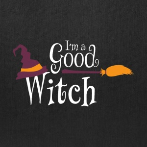 Halloween I'm a Good Witch Gift Tee - Tote Bag