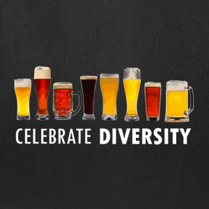 Celebrate Beer Diversity - Tote Bag