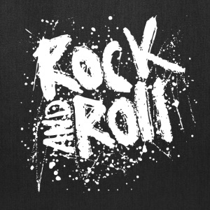 Rock_And_Roll - Tote Bag