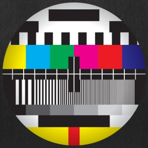 Television Test Card - Tote Bag