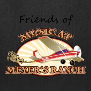 Friends of Music At Meyer's Ranch - Tote Bag
