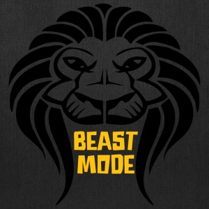 Beast Mode1 - Tote Bag