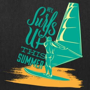 Surf's Up Summer Design - Tote Bag
