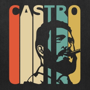Retro Castro - Tote Bag