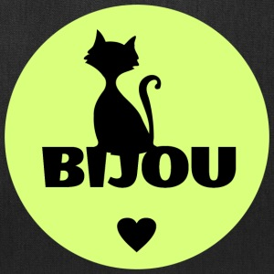 Bijou first name cats name - Tote Bag