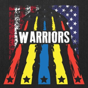 Warriors - Tote Bag
