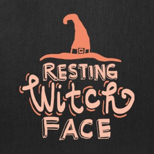 Resting Witch Face - Tote Bag