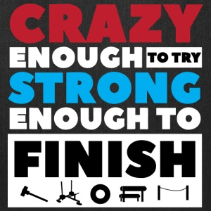 Crazy Strong - Tote Bag