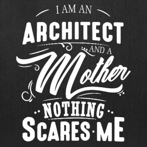 Architect And Mother Shirt - Tote Bag