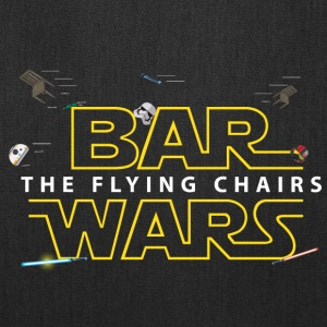 BAR WARS - Tote Bag