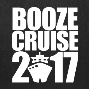 BOOZE Cruise 2017 - Tote Bag