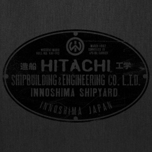 Hitachi Shipbuilding and Engineering - Tote Bag