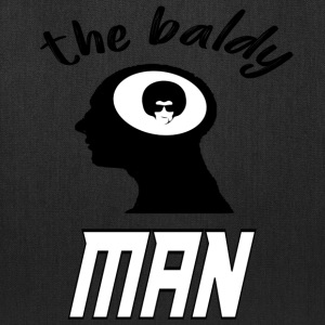 the baldy - Tote Bag
