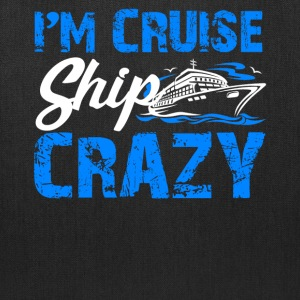 Cruise Ship Shirt - Tote Bag