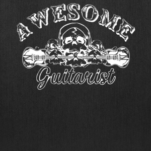 Awesome Guitarist Shirt - Tote Bag