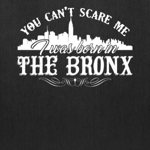 Born In Bronx Shirt - Tote Bag