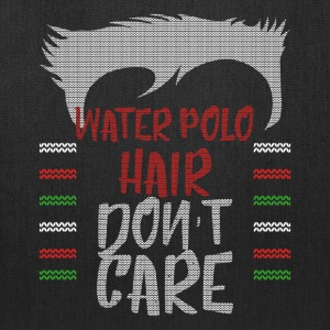 Ugly sweater christmas gift for Water polo - Tote Bag