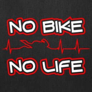 NO BIKE - Tote Bag