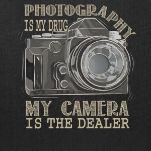 Photography Is My Drug T Shirt - Tote Bag